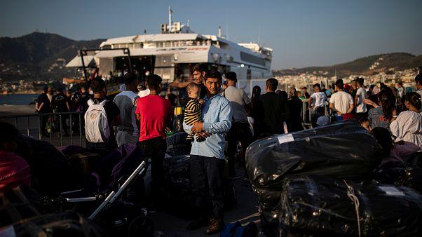 تدابیر ویژه یونان برای مقابله با مهاجران غیرقانونی و اخراج پناهجویان
