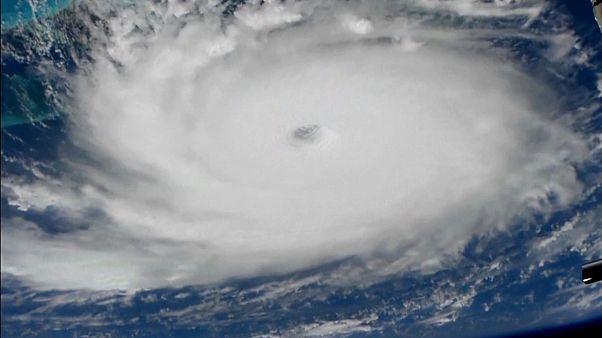 [NÉZZE ÉLŐBEN] Így halad a hurrikán Florida felé