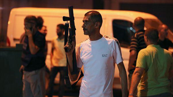 مقتل ضابط تونسي كبير وثلاثة مسلحين إسلاميين في اشتباكات بالقصرين