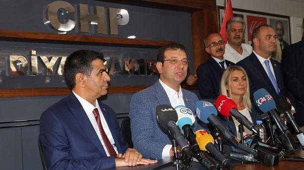 İmamoğlu'ndan Diyarbakır eleştirisine yanıt: Amacımız demokrasiyi güçlendirmek