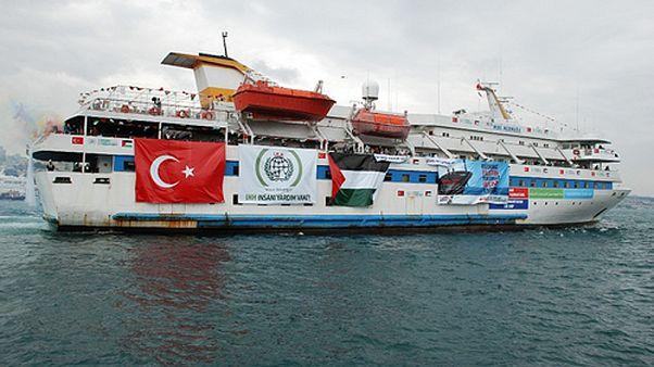 Uluslararası Ceza Mahkemesi İsrail'in Mavi Marmara müdahalesine yönelik inceleme istedi