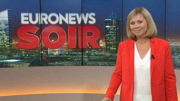 Euronews Soir : l'actualité du lundi 2 septembre 2019
