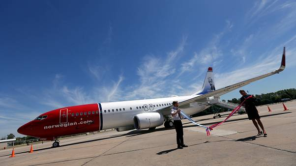 Boeing deixa Norwegian em dificuldades