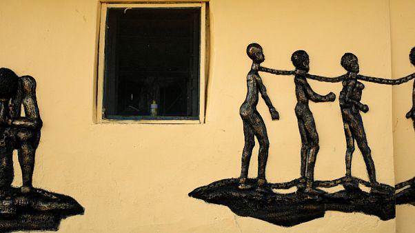 Afrikalı köleler