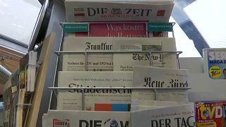 Germania: crescita a doppia cifra per AfD