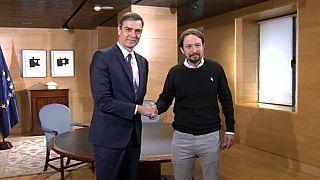 Espanha: Maioria absoluta ao alcance do PSOE e Unidas Podemos