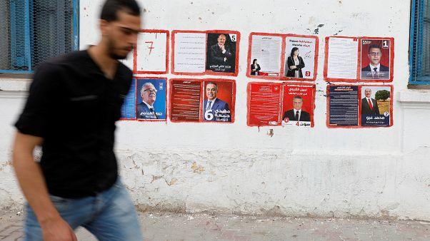انطلاق الحملة الانتخابية الرئاسية في تونس