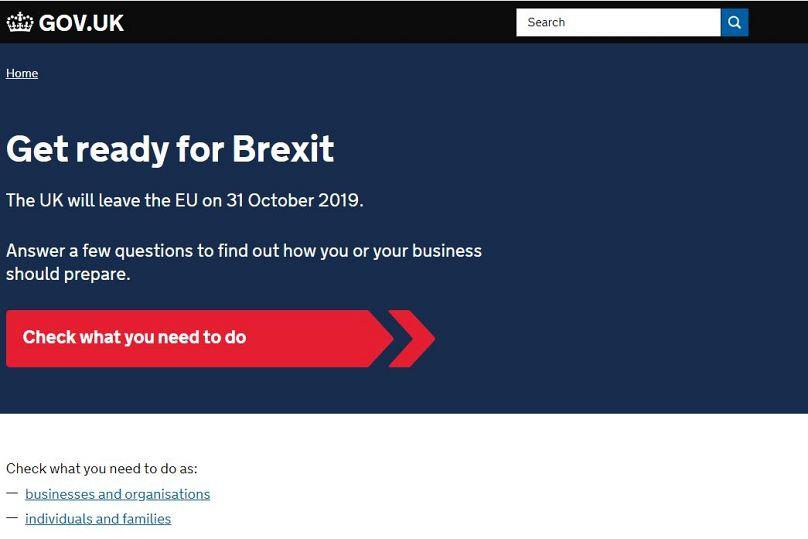 www.gov.uk/brexit