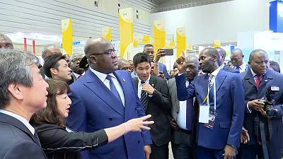 Democratic Republic of Congo boosts business ties with Japan