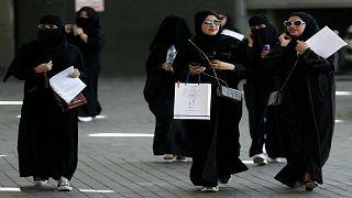 مهرجان السودة السعودي سمح لأول مرة بمشاركة النساء السعوديات في أنشطته