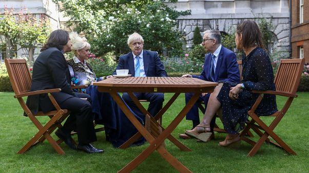 """Boris Johnson: """"Yo no quiero elecciones, ustedes tampoco las quieren"""""""