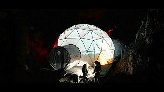 Un séjour sur Mars via le nord de l'Espagne