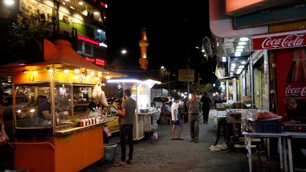 شارع في بغداد- أرشيف رويترز