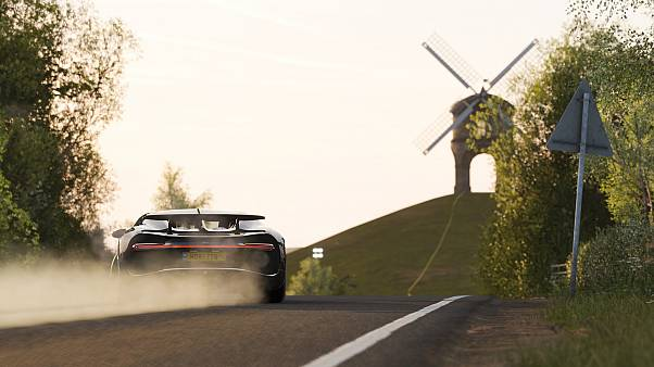 بوغاتي شيرون - Bugatti Chiron