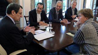 Πρόεδρος Αναστασιάδης: «Κανείς δεν διαπραγματεύεται υπό απειλή»