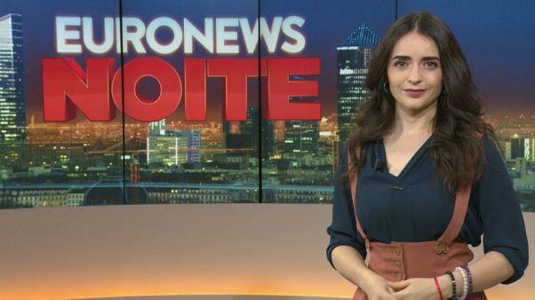Euronews Noite | As notícias do Mundo de 2 de Setembro de 2019