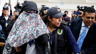 Arrestan a excandidata presidencial de Guatemala Sandra Torres