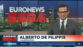 Euronews Sera TG europeo, edizione di lunedì `2 settembre 2019