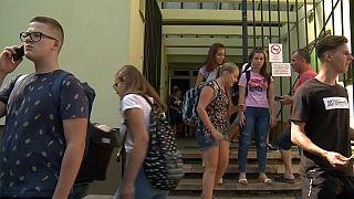 La educación pública se queda sin profesores en Hungría