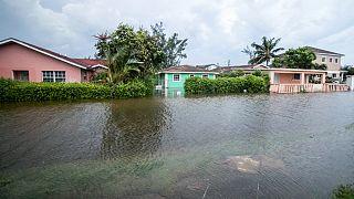 طوفان دورین با گرفتن قربانی در باهاما سواحل آمریکا را در مینوردد