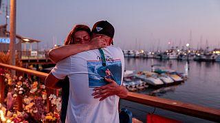 Kaliforniya'da tekne yangınında en az 8 kişi hayatını kaybetti