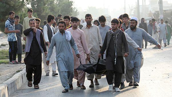 شمار تلفات جانی و مجروحان انفجار ۱۱ شهریور کابل از ۱۳۰ تن گذشت