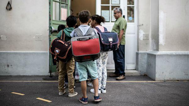 ۱۲میلیون دانشآموز فرانسوی در سال اصلاح قانون آموزش به مدرسه بازگشتند