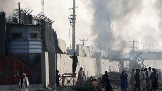"""طالبان ترد على تهديدات ترامب بالقول إن أفغانستان هي""""مقبرة الإمبراطوريات"""""""