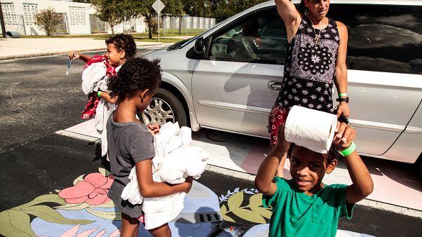 ΗΠΑ: Συναγερμός σε τρεις πολιτείες για τον τυφώνα Ντόριαν