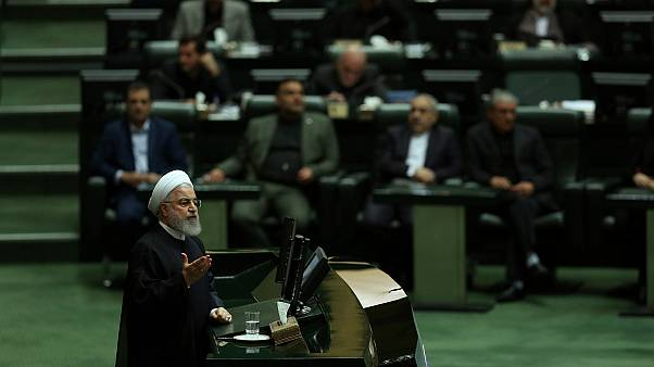 """روحاني يرفض إجراء """"محادثات ثنائية"""" مع واشنطن"""
