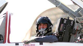 Πτήση Ακάρ πάνω από το Αιγαίο - «Δεν θα επιτρέψουμε τετελεσμένα»