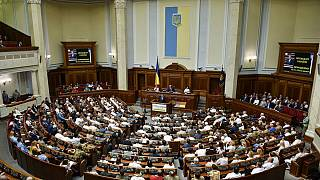 نمایندگان پارلمان اوکراین مصونیت قضایی را از خود سلب کردند