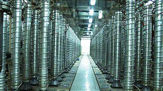 تاسیسات هسته های نطنز