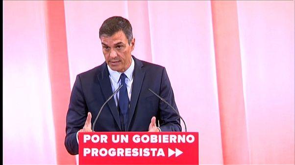 Sánchez busca un acuerdo programático con Unidas Podemos, que piden un Gobierno de coalición