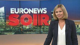 Euronews Soir : l'actualité du mardi 3 septembre 2019