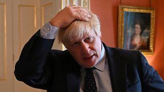 Борис Джонсон потерял большинство в парламенте