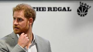 Prince Harry admits he can 'do better' after summer of private jets