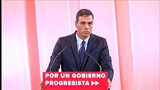 """Espagne : les socialistes proposent un """"pacte"""" à Podemos"""