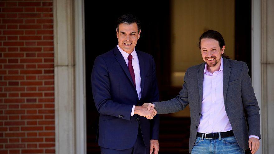 El PSOE y Unidas Podemos reanudan las conversaciones sobre la investidura de Sánchez