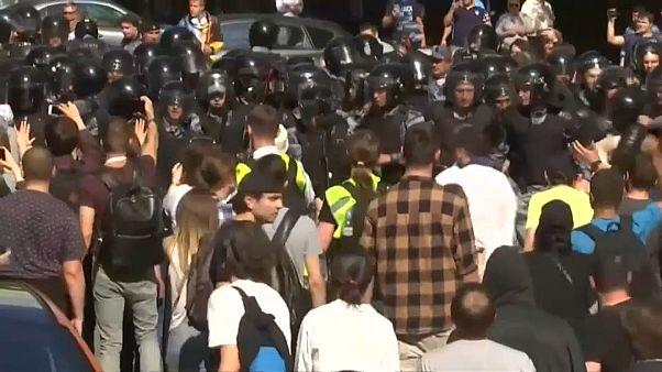 Протесты в Москве 27 июля 2019