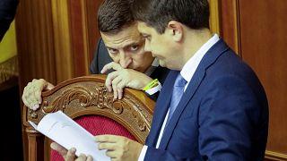 Eltörölték a képviselők mentelmi jogát Ukrajnában