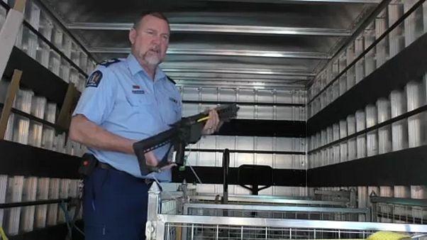 Visszavásárolják a fegyvereket Új-Zélandon