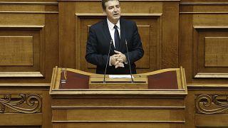 Ο υπουργός Προστασίας του Πολίτη Μιχάλης Χρυσοχοϊδης