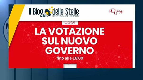 """Italie : les militants du M5S disent """"oui"""" à la coalition avec le Parti démocrate"""