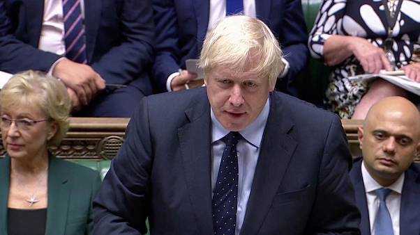 Boris Johnson, Lee'nin Liberal Demokrat Parti'ye geçmesiyle parlamentodaki çoğunluğunu kaybetti