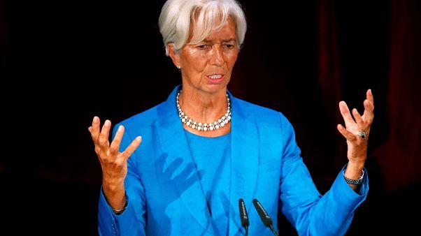 Die charismatische Christine Lagarde
