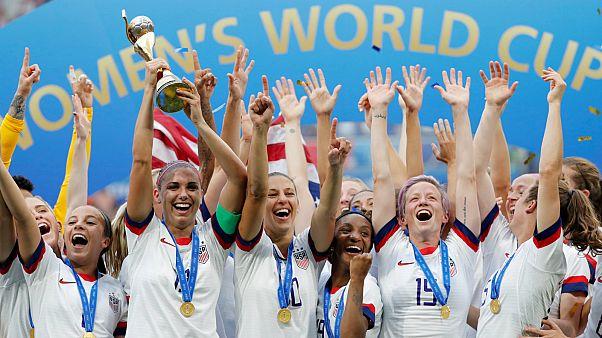 نهائي كأس العالم للسيدات - الولايات المتحدة - هولندا من أرشيف رويترز
