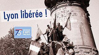 Lyon commemorates 75th anniversary of WWII liberation