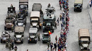 Бельгия отмечает 75-ю годовщину освобождения от фашизма