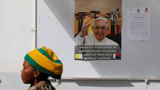 Africa à espera do Papa Francisco